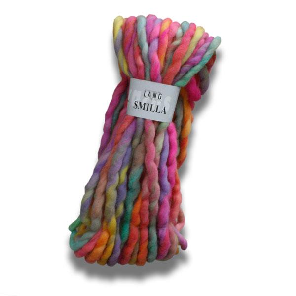 Laine mèche Smilla 100% laine vierge