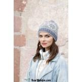 Modèle bonnet 28 catalogue FAM 244LANG YARNS
