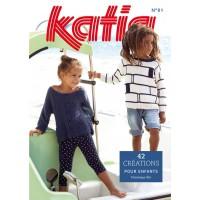 KATIA Enfants Printemps Eté N° 81