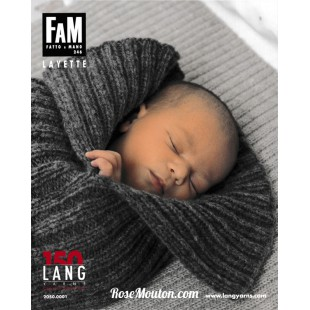 LANG YARNS Layette FAM 246Lang Yarns