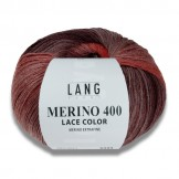Laine Merino 400 Lace Color LANG YARNS