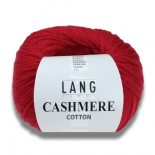 Fil Cashmere Cotton Lang Yarns