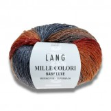 Laine Mille Colori Baby Luxe LANG YARNS