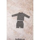 Modèle pantalon de bébé 8 catalogue FAM 246LANG YARNS