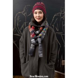 Modèle bonnet 6 catalogue FAM 249Lang Yarns