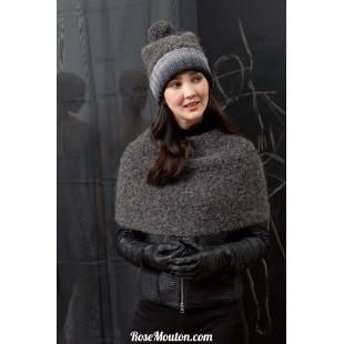 Modèle bonnet 20 catalogue FAM 249Lang Yarns