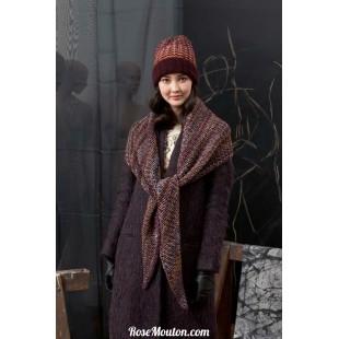 Modèle bonnet 49 catalogue FAM 249Lang Yarns