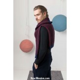 Modèle pullover homme 22 catalogue FAM 247LANG YARNS