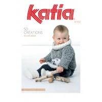 KATIA 50 Créations pour bébé n° 82