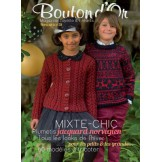 BOUTON d'OR HS n° 28 Layette et Enfants BOUTON D'OR