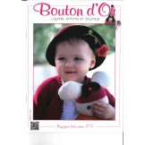 Bouton d'Or Hors Série Layette n° 25