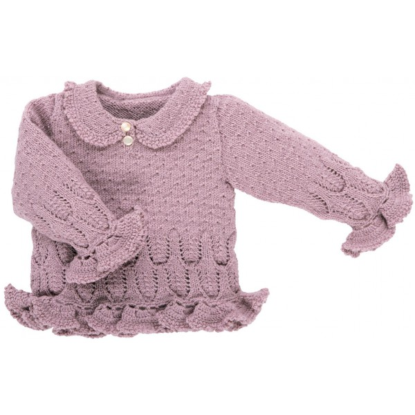 Catalogue Tricot Layette Bouton D Or Hors S 233 Rie N 176 16