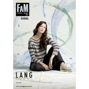 LANG YARNS Casual FAM 252Lang Yarns