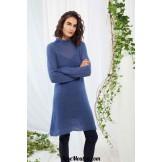 Modèle robe 44 catalogue FAM 251LANG YARNS