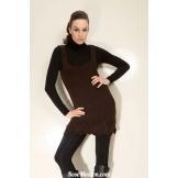 Modèle jupe américaine 30 catalogue FAM 164LANG YARNS