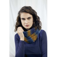 Modèle Loop / Snood Rosalba