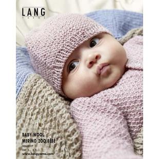 LANG YARNS Layette BABY WOOL 456.0127Lang Yarns