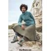 Modèle pullover 6 catalogue FAM 256Lang Yarns