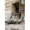 Modèle chaussettes 9-3 catalogue FAM 256Lang Yarns