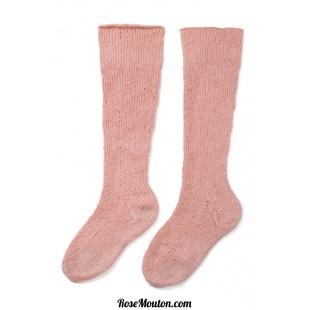Modèle chaussettes 9-2 catalogue FAM 256Lang Yarns