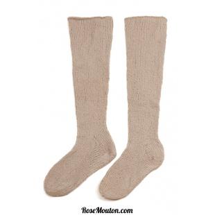 Modèle chaussettes 9-1 catalogue FAM 256Lang Yarns