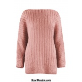 Modèle pullover 15 catalogue FAM 256