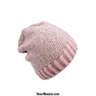 Modèle bonnet 26 catalogue FAM 256Lang Yarns