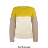 Modèle pullover 29 catalogue FAM 256