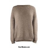 Modèle pullover 31 catalogue FAM 256