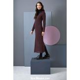 Modèle robe 11 catalogue FAM 255LANG YARNS