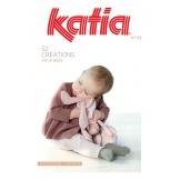 KATIA n° 86 : 52 créations pour bébé KATIA