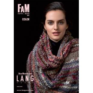 LANG YARNS Color FAM 257Lang Yarns