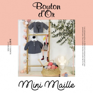 BOUTON D'OR Mini Maille 2 Bouton d'Or