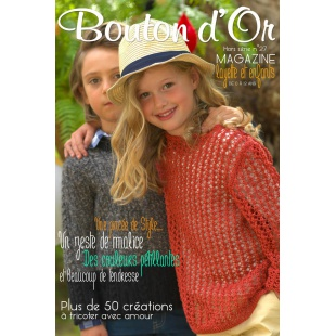 BOUTON d'OR HS n° 27 Layette et Enfants Bouton d'Or