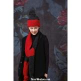 Modèle bonnet 7 catalogue FAM 258LANG YARNS