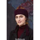 Modèle bonnet 12 catalogue FAM 258LANG YARNS