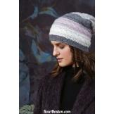 Modèle bonnet 24 catalogue FAM 258LANG YARNS