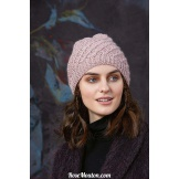 Modèle bonnet 26 catalogue FAM 258 LANG YARNS