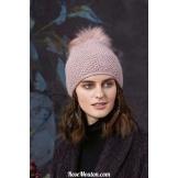 Modèle bonnet 27 catalogue FAM 258LANG YARNS