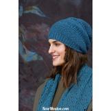 Modèle bonnet 41 catalogue FAM 258LANG YARNS