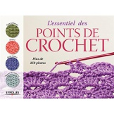 L'essentiel des points de crochet EDITIONS EYROLLES