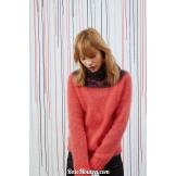 Modèle pullover 3 catalogue Punto 6 JACQUARDLANG YARNS
