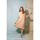 Modèle robe 2 catalogue FAM 259LANG YARNS