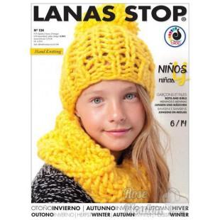 LANAS STOP - Enfants N.124Lanas Stop