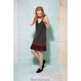 Modèle robe 18 catalogue FAM 259LANG YARNS