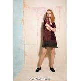 Modèle robe 19 catalogue FAM 259LANG YARNS