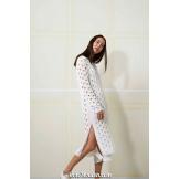Modèle robe-pullover 40 catalogue FAM 259