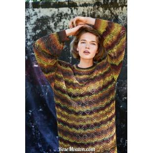 Modèle robe 6 Punto 8 MILTONLang Yarns