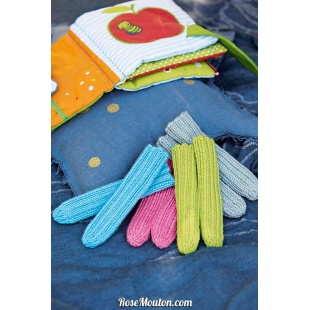 Modèle chaussettes 3 Punto 7 CASHMERINOLang Yarns