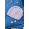 Modèle bonnet 18 Punto 7 CASHMERINOLang Yarns